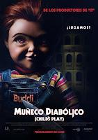 Pelicula Muñeco diabólico (2019)