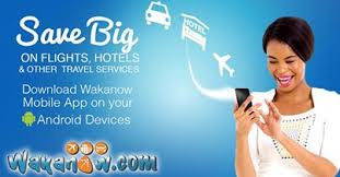 Wakanow Save Big Flight