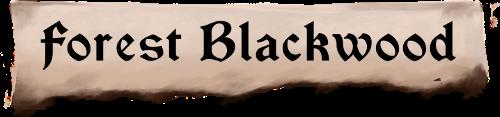 Forest Blackwood - pisarz