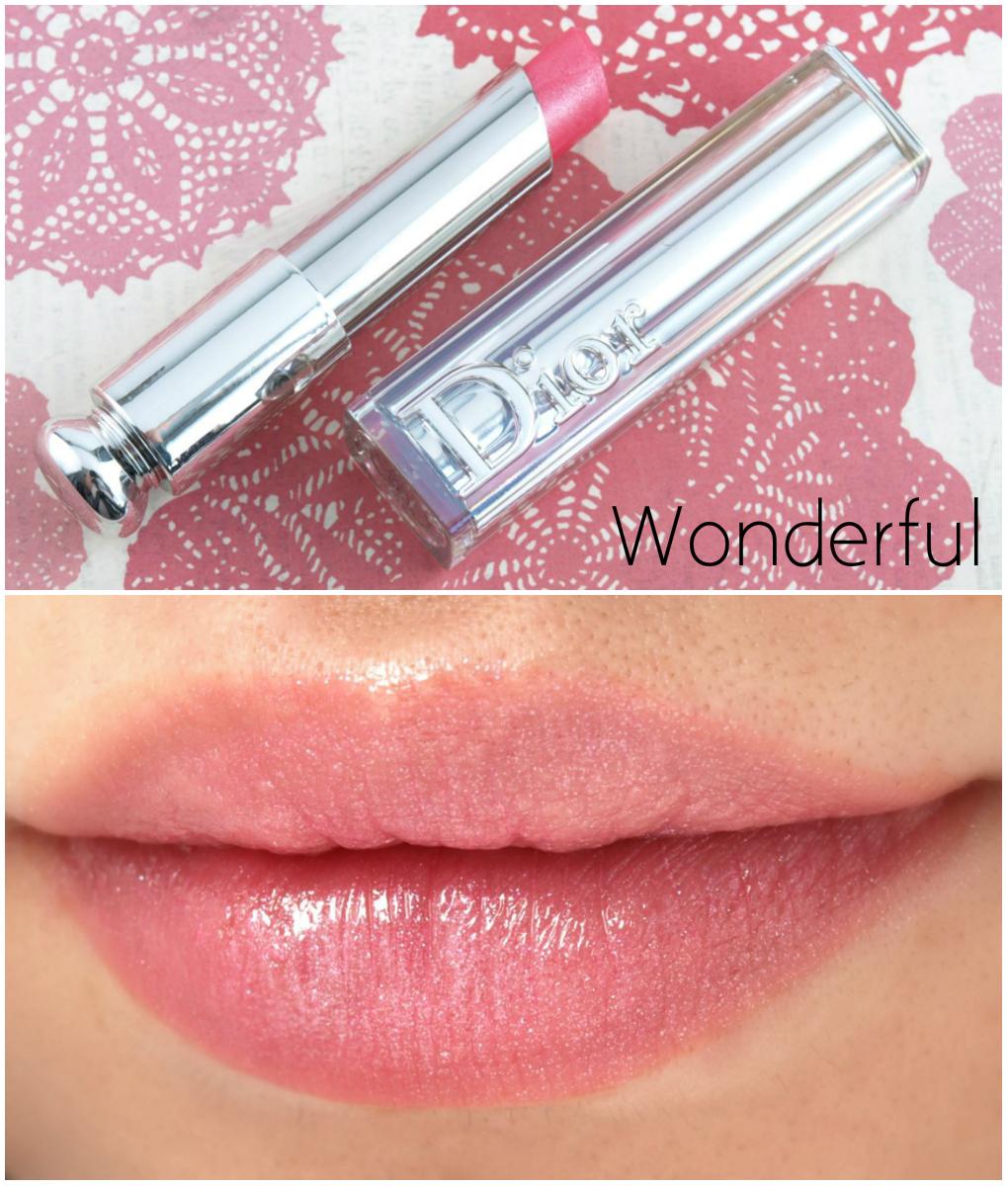 NEW Dior Addict Lipstick Collection 2015 in