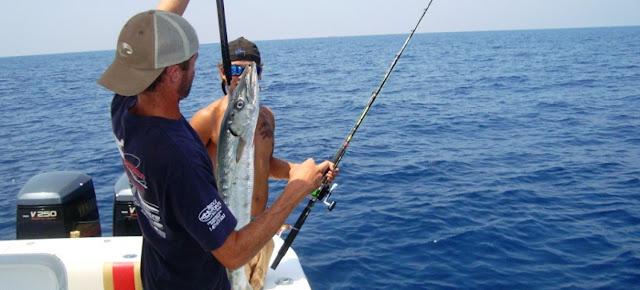 Mancing Ikan Layur Dermaga