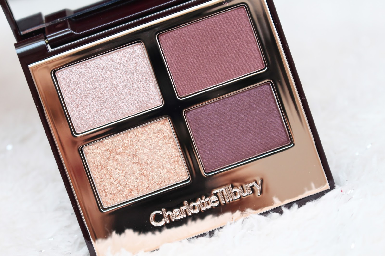 Charlotte Tilbury The Vintage Vamp Palette