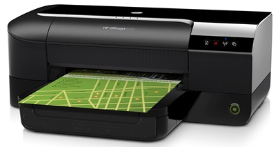 HP Officejet 6100 Printer