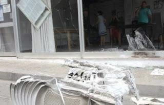 Κρήτη: Ομάδα αντιεξουσιαστών πίσω από τον εμπρησμό στο πολιτικό γραφείο