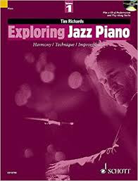 TIM RICHARDS: EXPLORING JAZZ PIANO VOL. I book sheet music