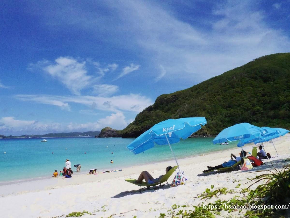 沖繩-海灘-beach-慶良間群島-渡嘉敷島-慶良間諸島-景點-推薦-自由行-旅遊-Okinawa-kerama-islands-tokashikijima