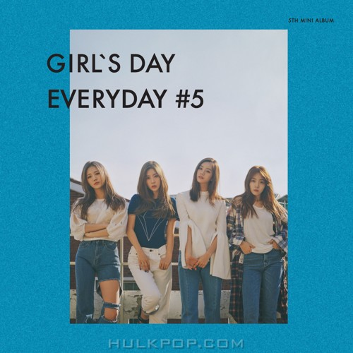 GIRL`S DAY – GIRL`S DAY EVERYDAY #5 – EP (FLAC + ITUNES PLUS AAC M4A)