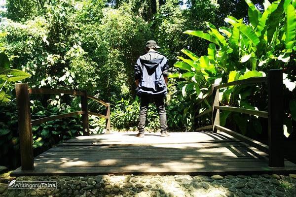 Magang (PKL) di Kebun Raya Bogor