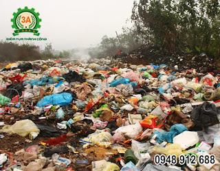 Xử lý rác thải sinh hoạt bằng chế phẩm sinh học EM