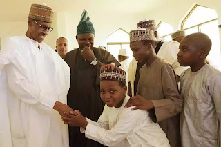 No one can bar me from Aso rock - El-Rufai meets with Buhari