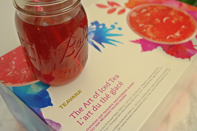 Teavana Iced Tea Kit