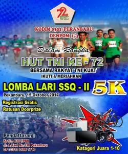 Lomba Lari SSQ-II • 2017