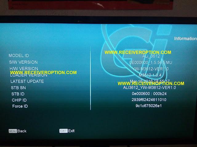 Intelsat 68 5 power vu keys downloads