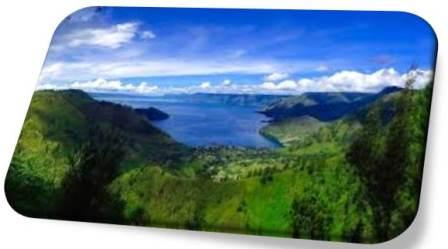 76+ Gambar Terbentuknya Danau Toba HD