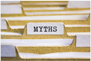 SEO myths folder