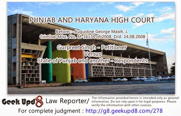 Punjab Haryana High Court - Emergency parole - Convict seeking grant of emergency parole on ground that his daughter got admission in Australia , so he needs to make arrangement of funds and other requirements for his daughter - Parole granted