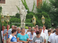Sv. Ivan fjera Povlja slike otok Brač Online
