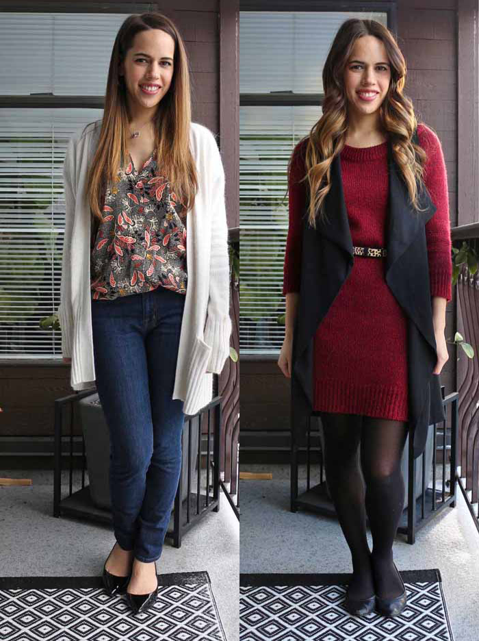 Jules in Flats - February Outfits Week 2
