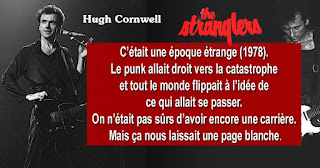Hugh Cornwell - The Stranglers