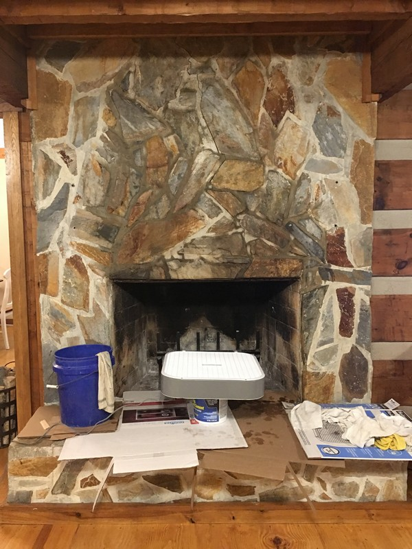 cleaning-stone-fireplace-soot-muriatic-acid