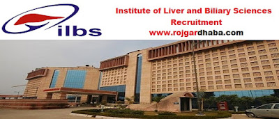 Institute of Liver and Biliary Sciences Jobs 2017-2018