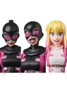 "Figuras: Imágenes de Evil Gwenpool de ""Marvel Comics"" - Medicom Toy"