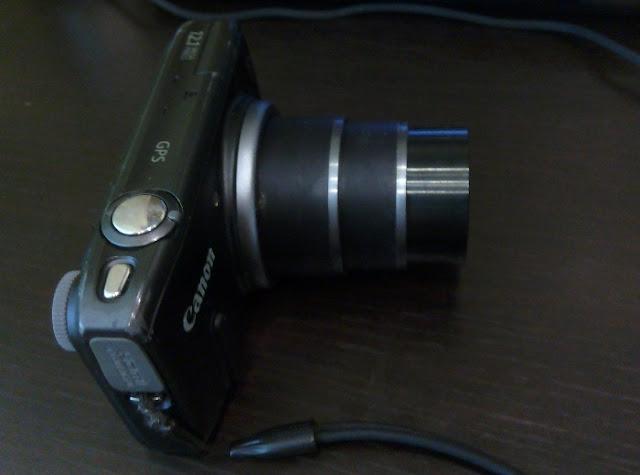Объектив фотоаппарата Canon sx 260