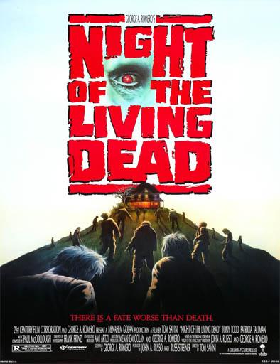 Ver La noche de los muertos vivientes (1968) Online
