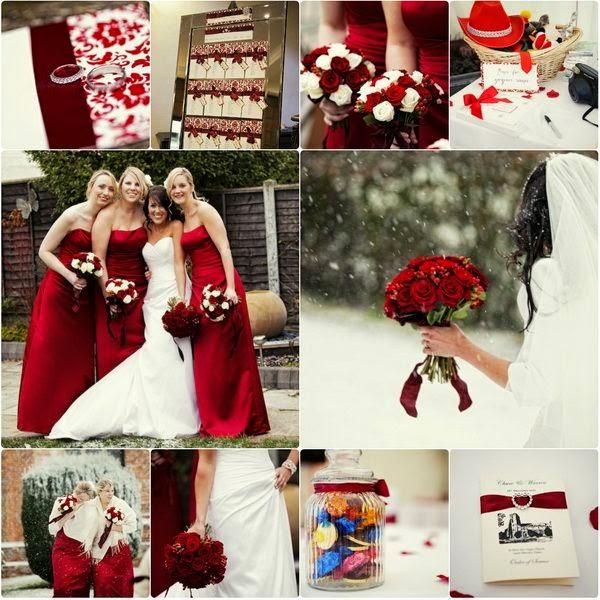 Bridesmaid Dresses for Christmas