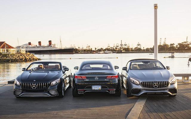 2019 Mercedes-Benz Classe S Coupé e Cabriolet