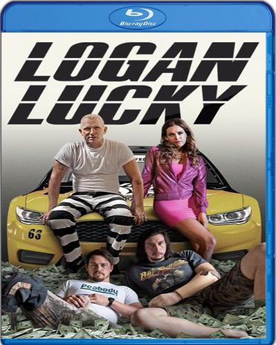 Logan Lucky [2017] [BD25] [Subtitulado]