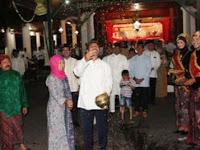 Malam Tirakatan Sambut Hari Jadi Kabupaten Rembang