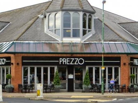 RESTAURANT REVIEW: PREZZO