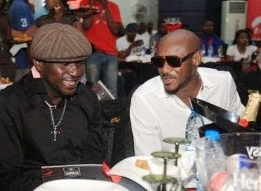 Blackface sues 2Face for stealing his song.
