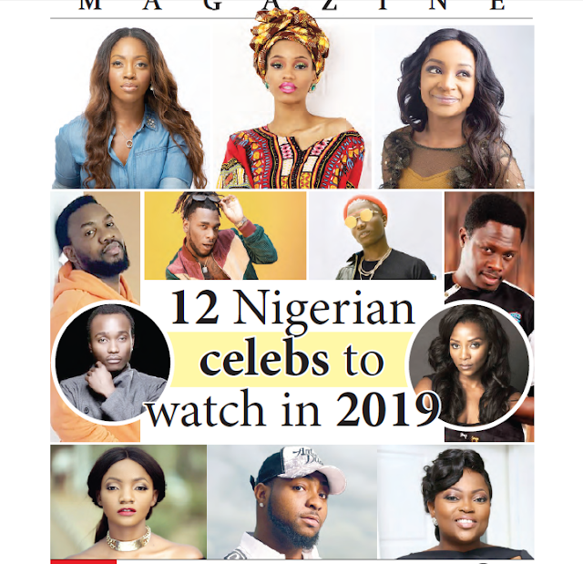 Stella dimoko celebrities to watch out for in 2019 for Celebrity watches 2019