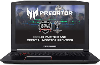 Acer Predator Helios 300 PH317-52-78X3
