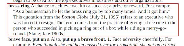 Arti Brass Ring
