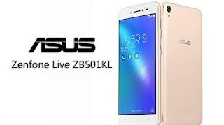 Download Firmware Asus Zenfone Live ZB501KL Terbaru Tanpa Iklan