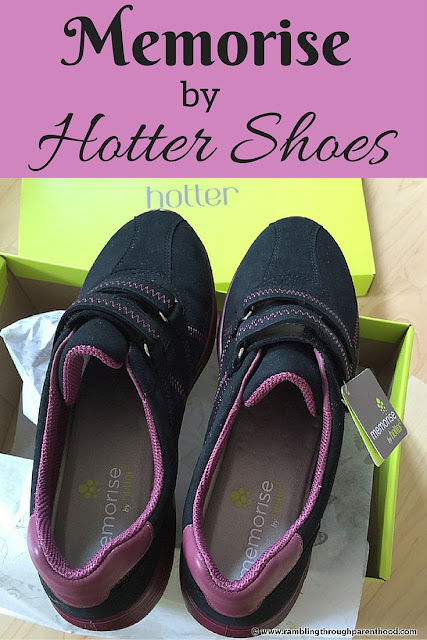Memorise by Hotter Shoes