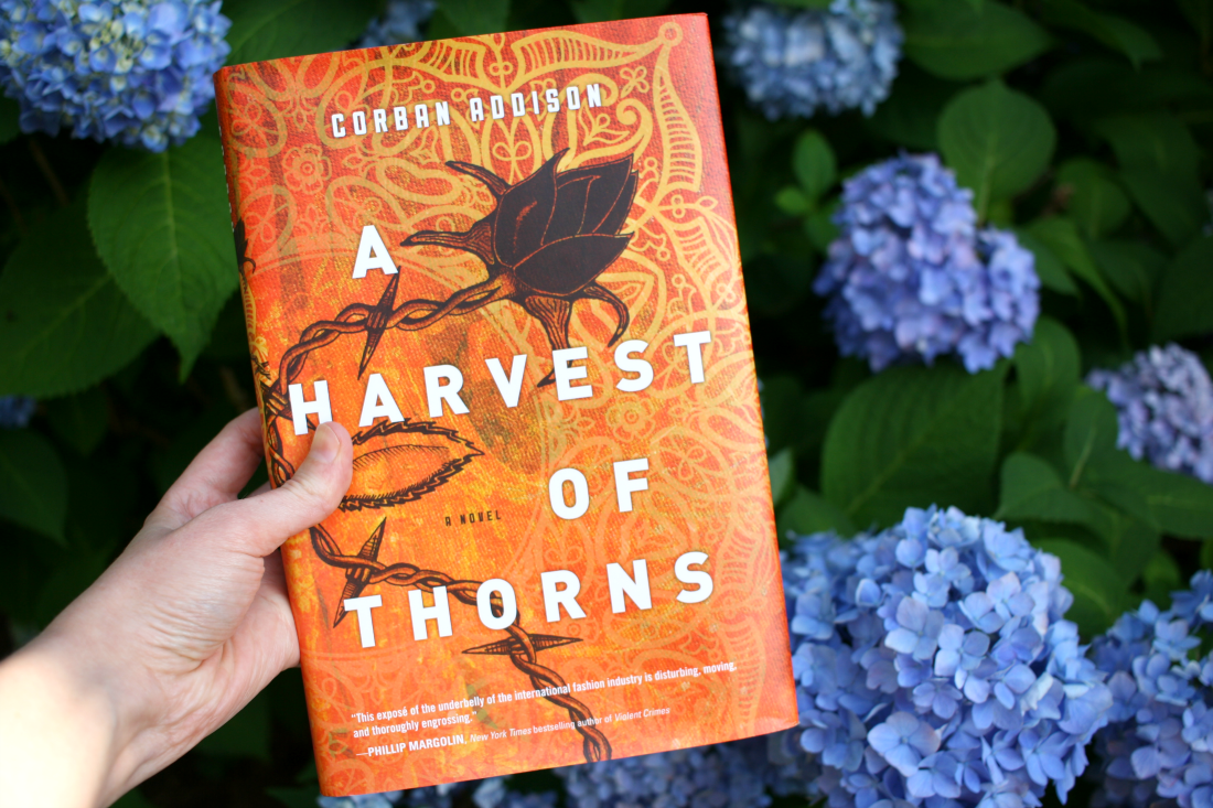 A Harvest of Thorns ethical fashion book review