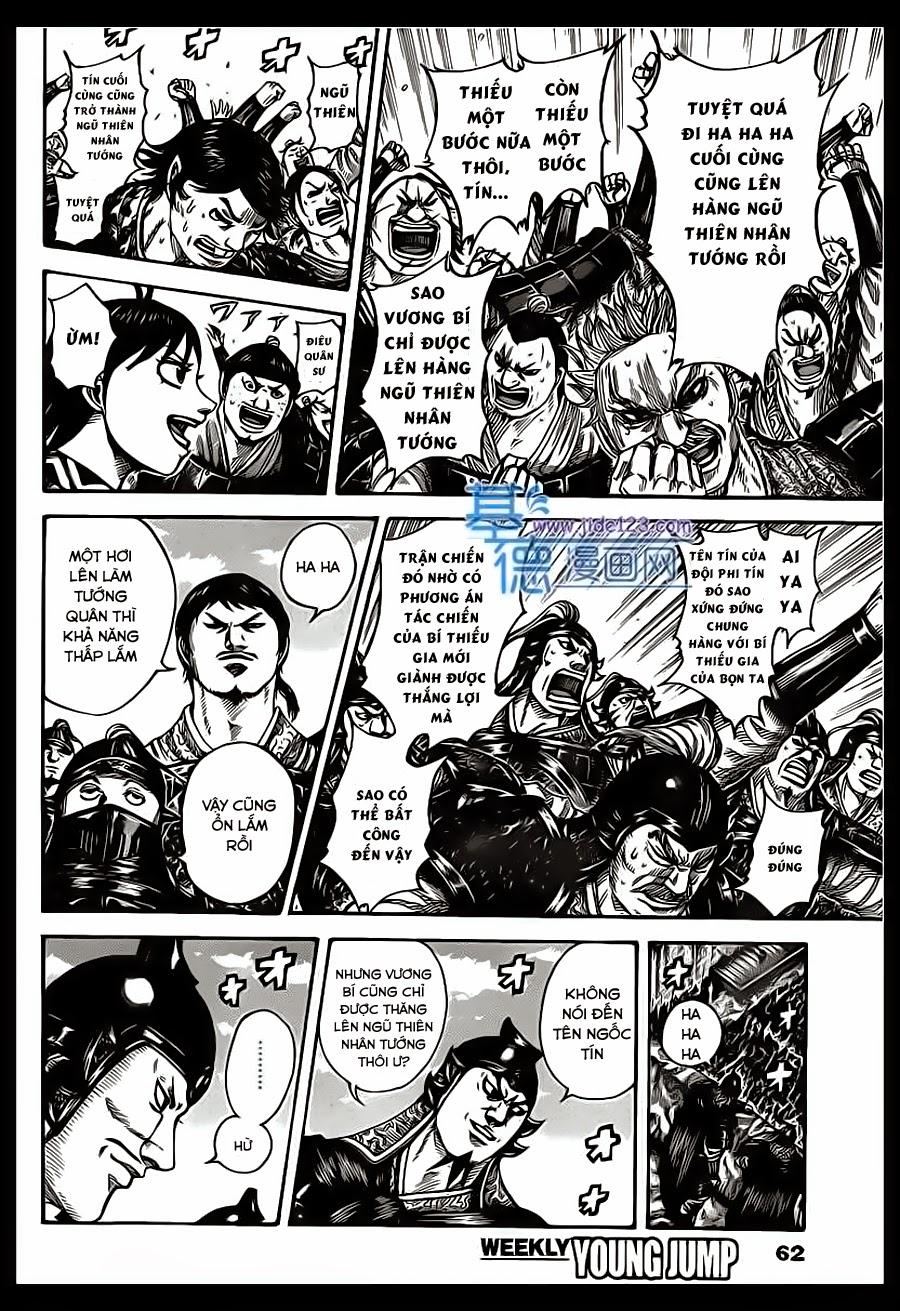 Kingdom chapter 407 trang 4