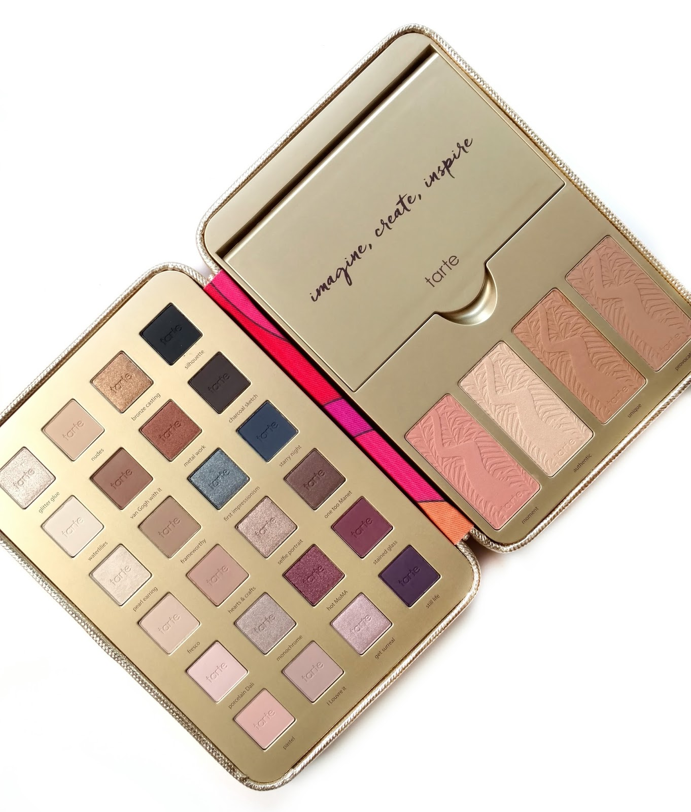 Paint Pretty Eye & Cheek Palette by Tarte #16