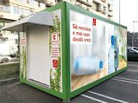 Automate de reciclare Kaufland
