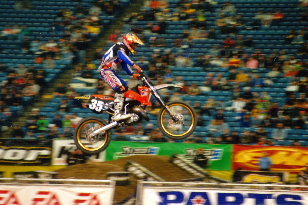 Kelly Smith Pontiac Supercross 2001
