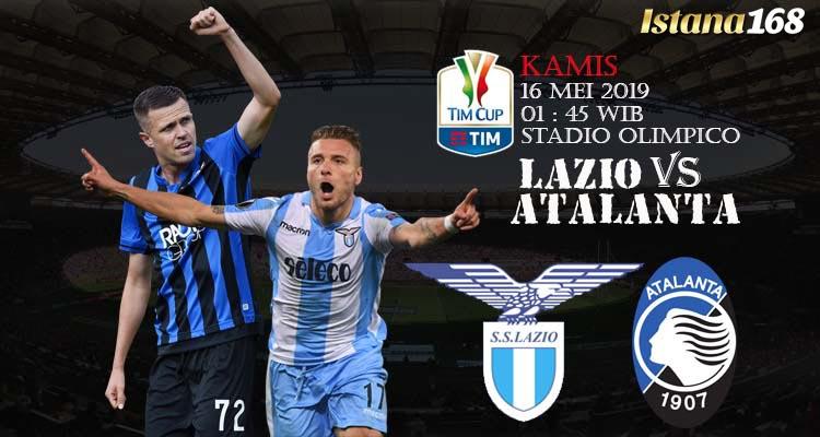 Prediksi Lazio vs Atalanta 16 Mei 2019