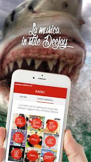 Radio Deejay, l'app si aggiorna alla vers 3.7