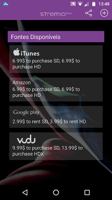 Stremio App Android