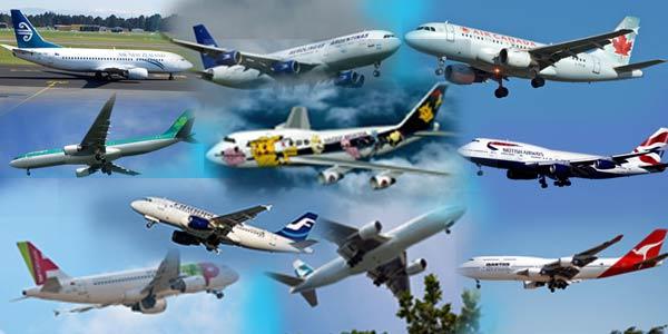 10 Maskapai Penerbangan Terbaik Dunia