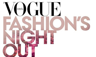 Vogue Fashion Night Out 2013 - Madrid