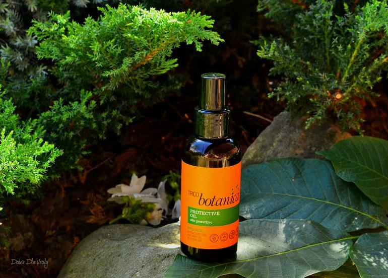 Ochronny olej do włosów Pro-Age Trico Botanica